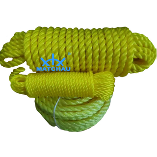 3 Strands Mooring Rope