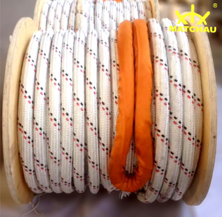 Double Braided Mooring Rope