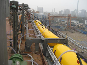 Gangway Load Test Water Bag