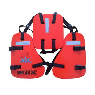 Offshore Three Pieces Type Life Vest