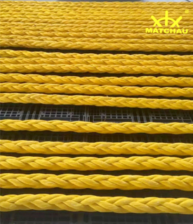 6 Strands Mooring Rope