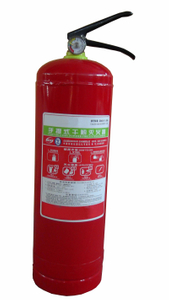 Portable Fire Extinguisher Dry Powder with Propellant Gas Cartridge