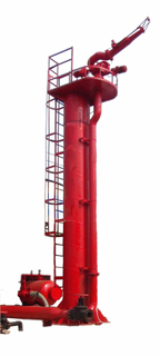 Fire Monitor Tower